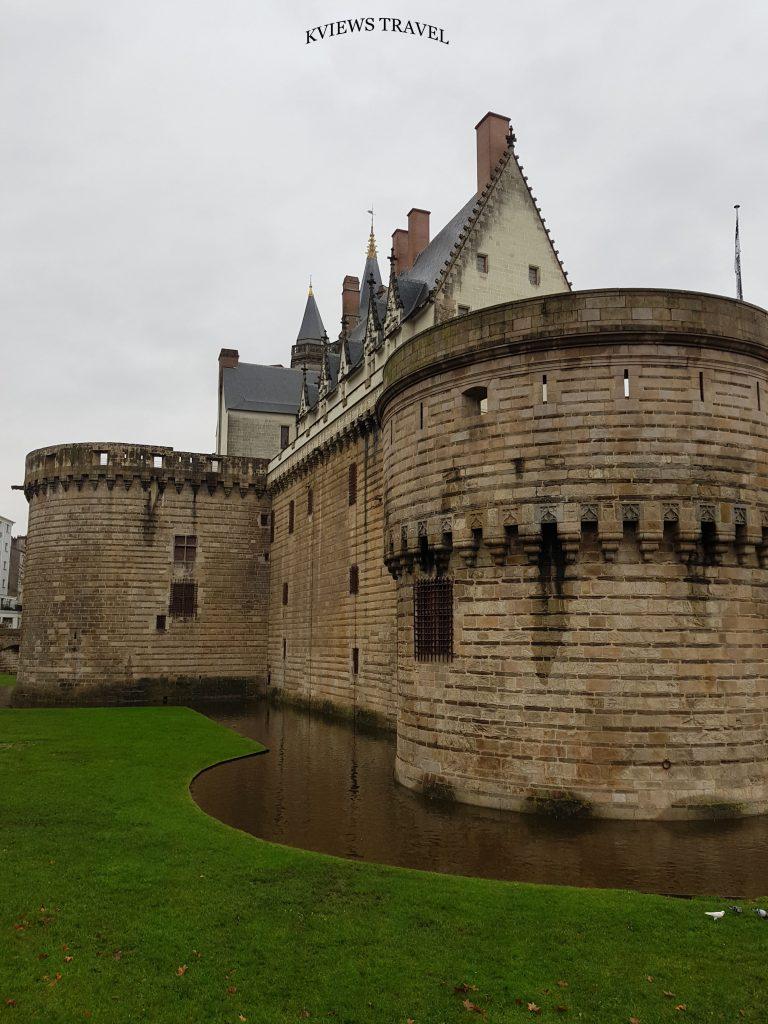 Castillo de los Duques de Bretaña