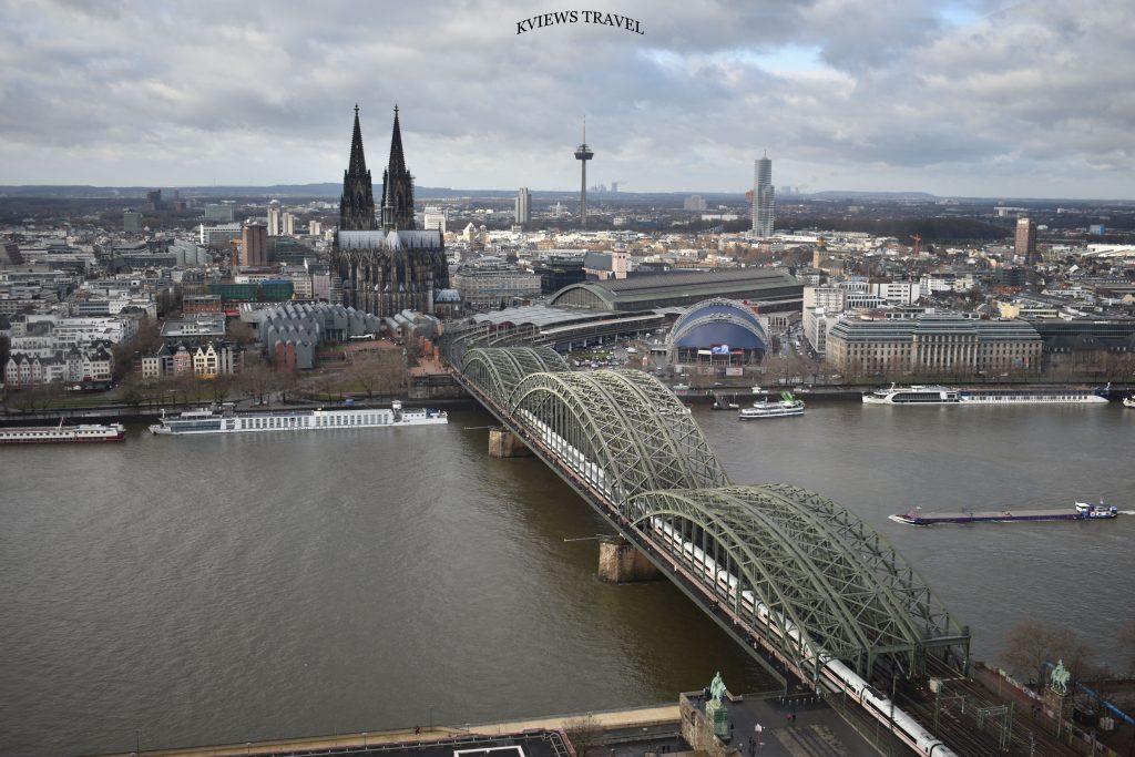 Vistas desde KölnTriangle
