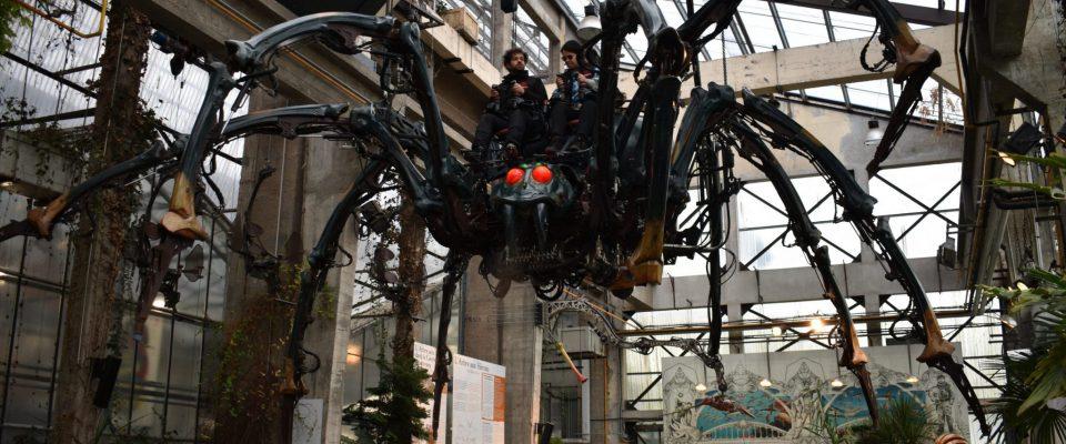 Araña Gigante