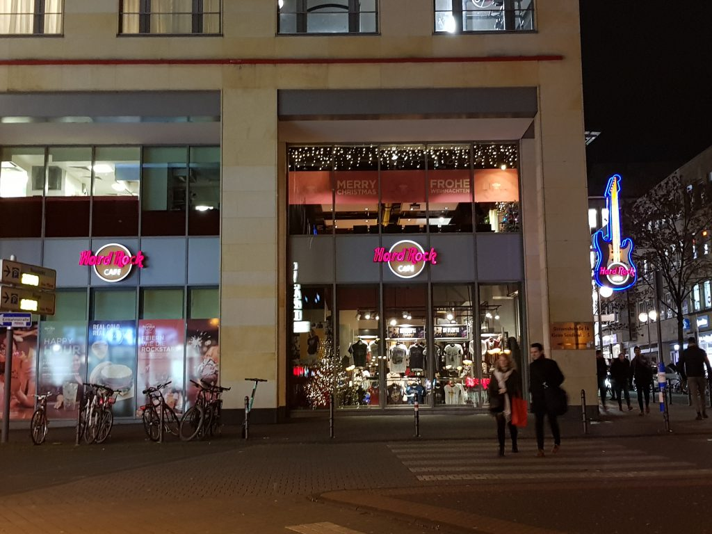 Hard Rock Café Colonia