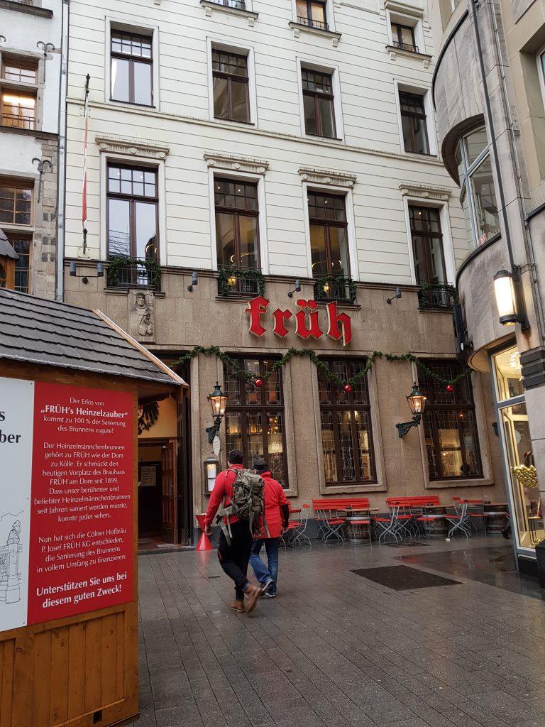 Früh Brauhaus Colonia
