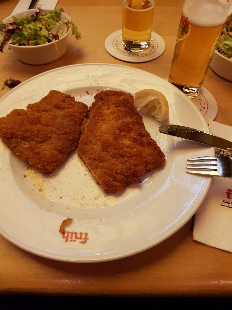 Schnitzel Colonia
