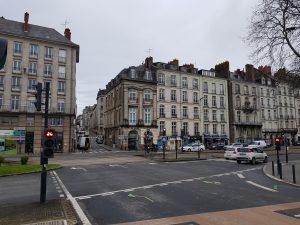 Transporte en Nantes