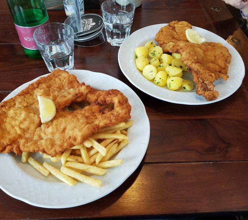 Schnitzel Viena