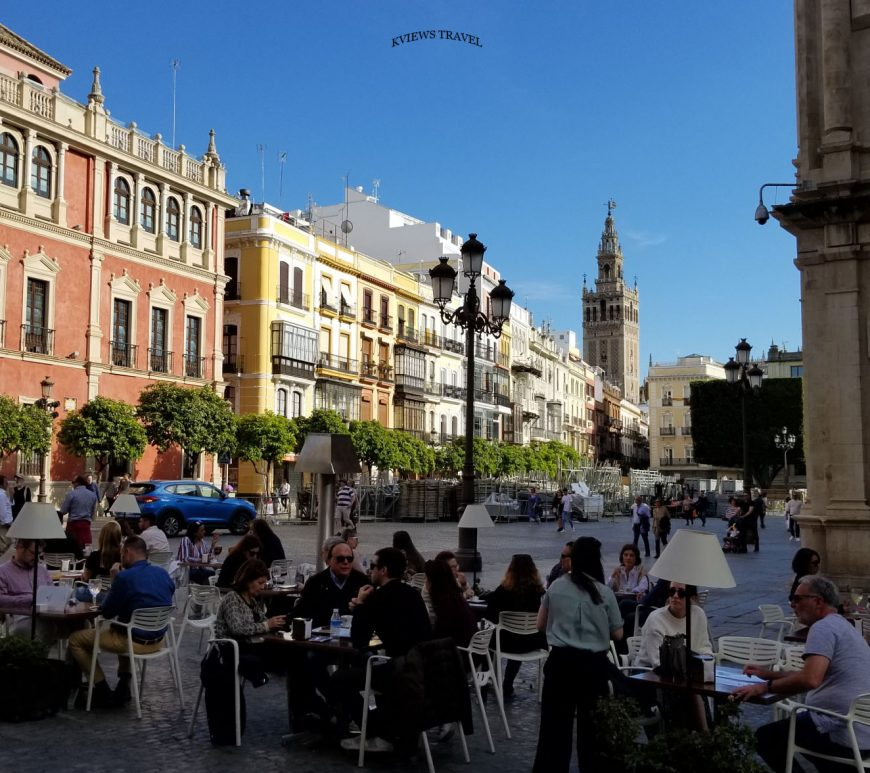 Cosas que hacer en Sevilla