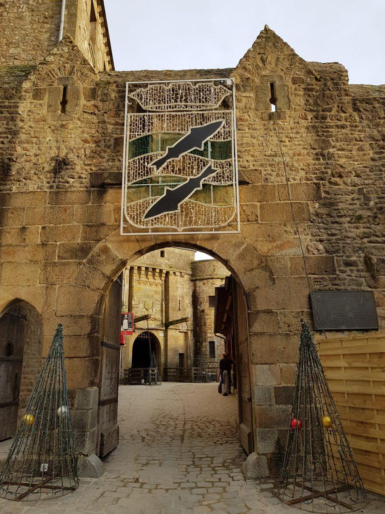 Puerta del Monte Saint Michel
