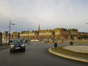 Transporte Nantes-Saint Malo