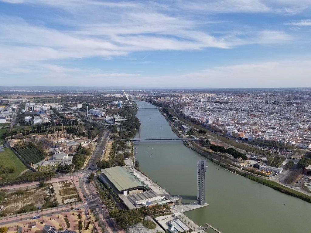 Torre Sevilla Vistas