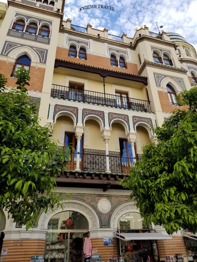 Sevilla edificio