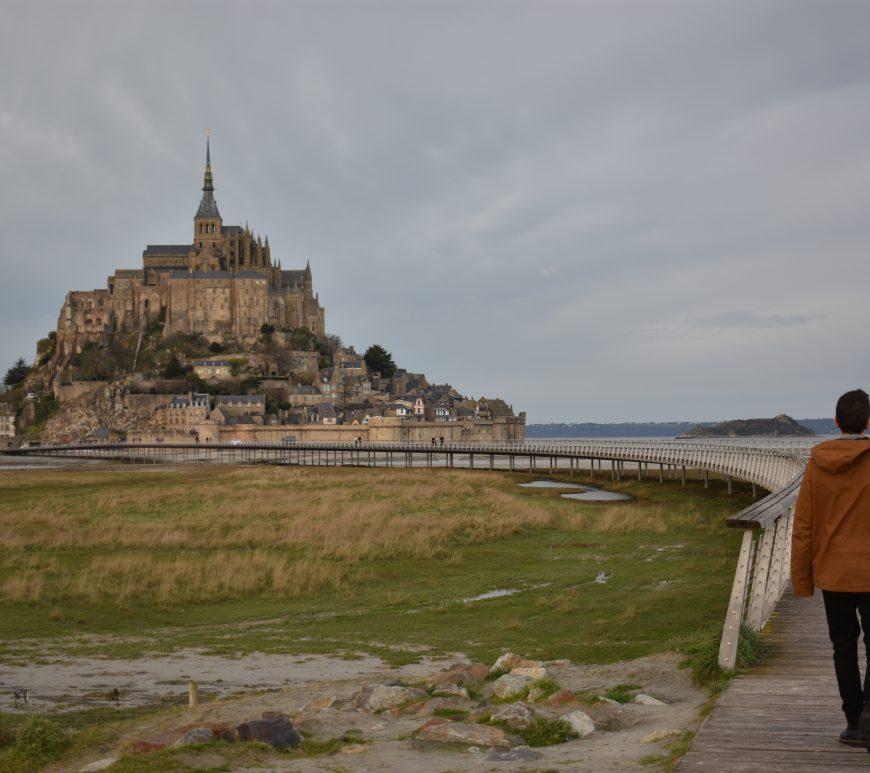 Transporte al Monte Saint Michel
