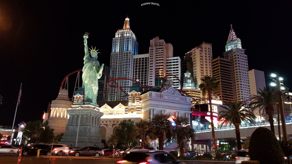 Las Vegas Hotel New York