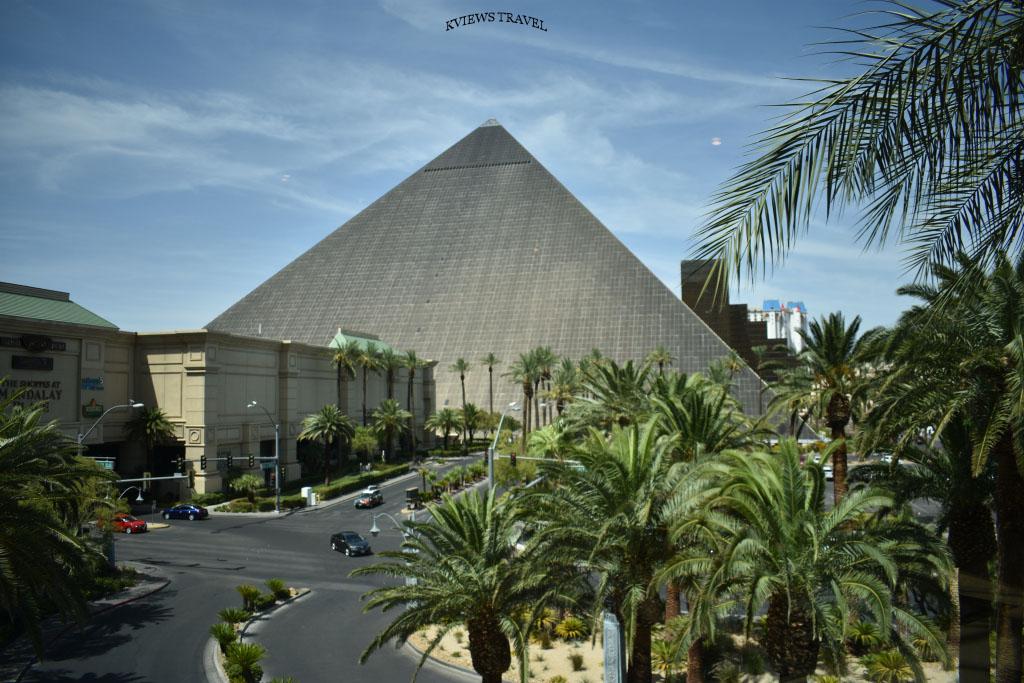 Las Vegas Hotel Luxor