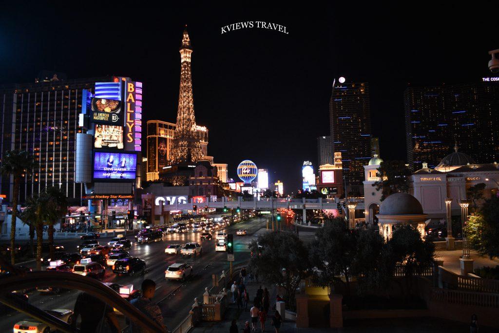 Hotel París Las Vegas