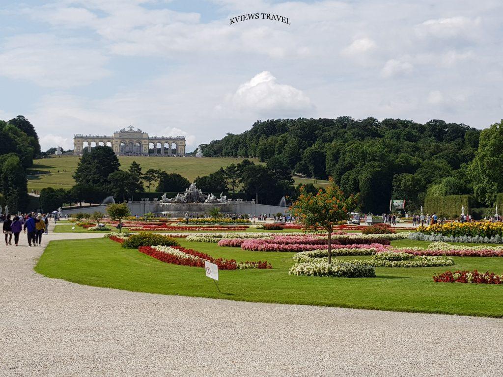 Jardines de Schönbrunn