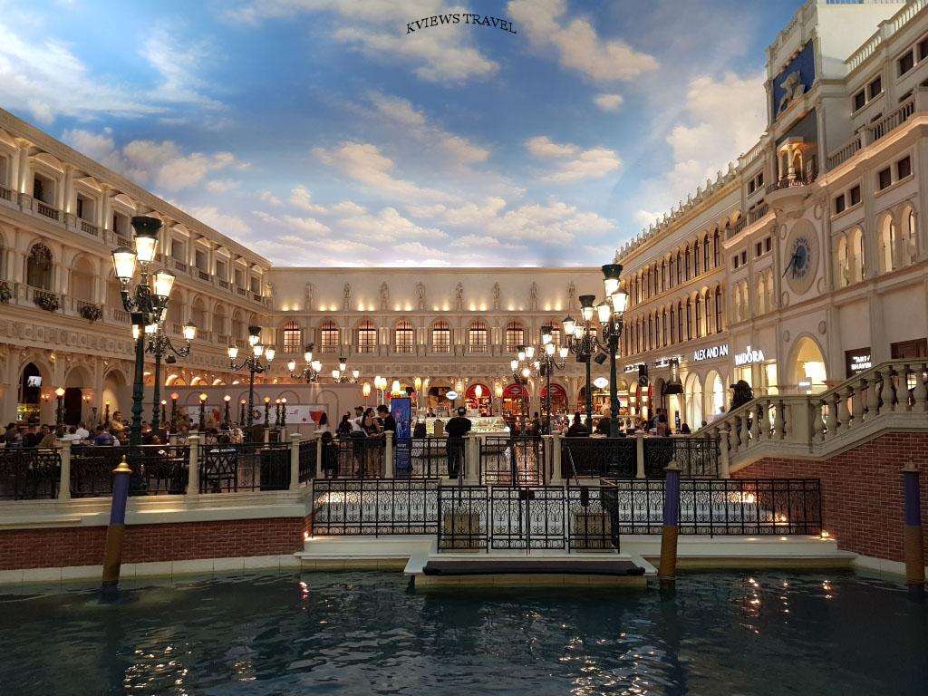 Las Vegas Hotel Venetian