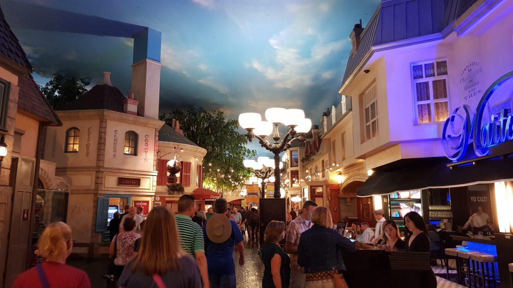 Las Vegas Hotel París