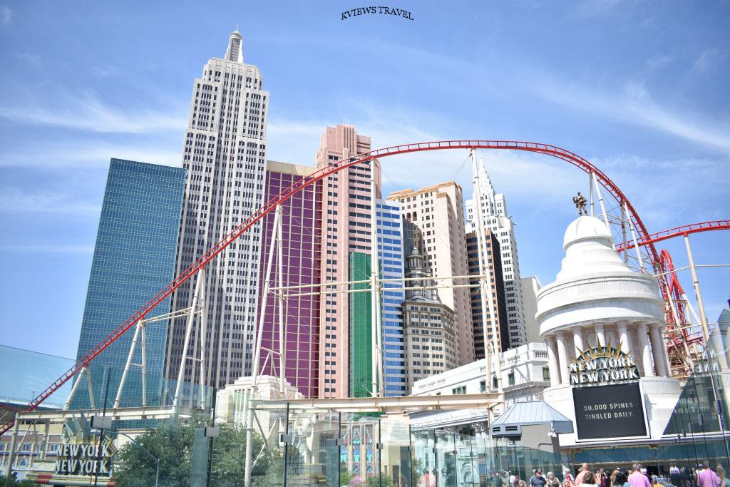 Roller Coaster New York