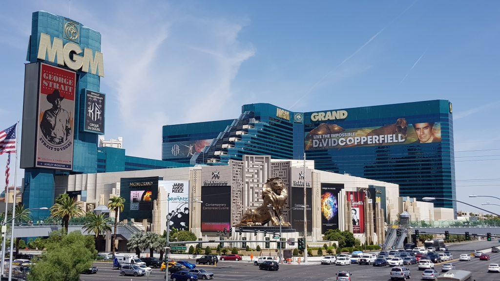 Las Vegas Hotel MGM