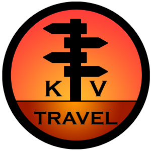 LOGO KVIEWS TRAVEL