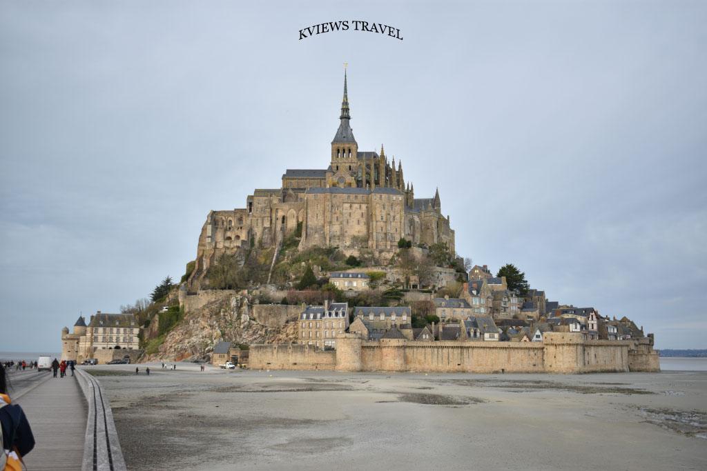 Francia Monte Saint Michel