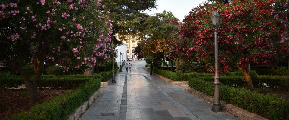 Paseo Blas de Infante