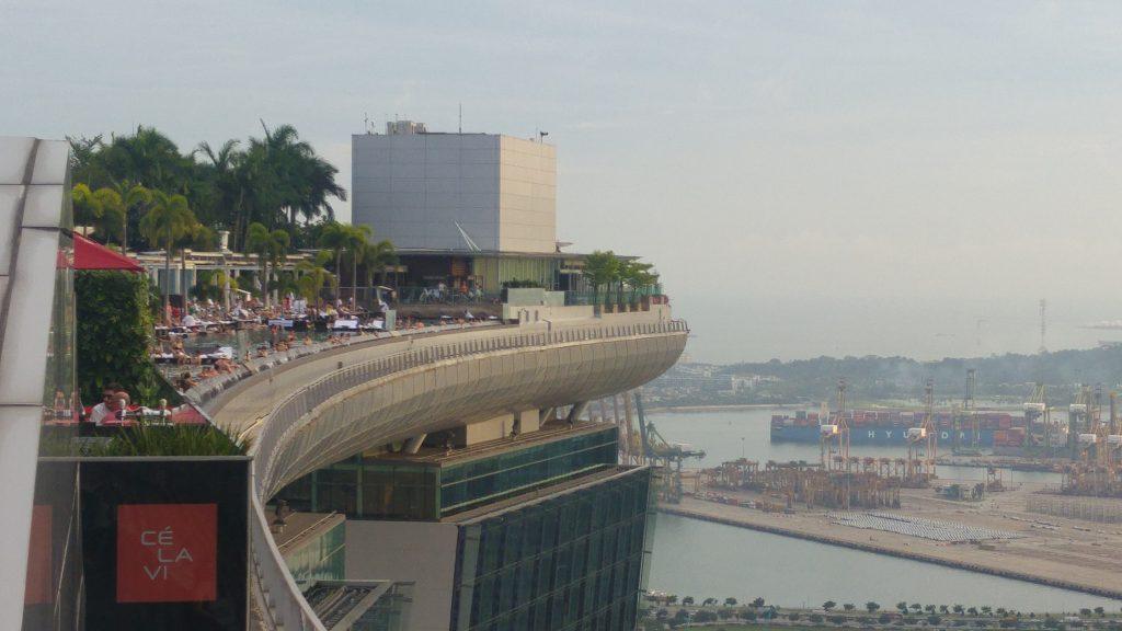 Infinity Pool Singapur