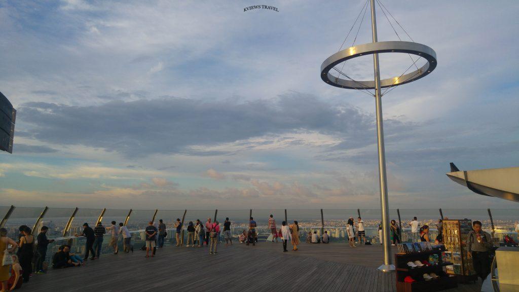 Observation Deck Singapur