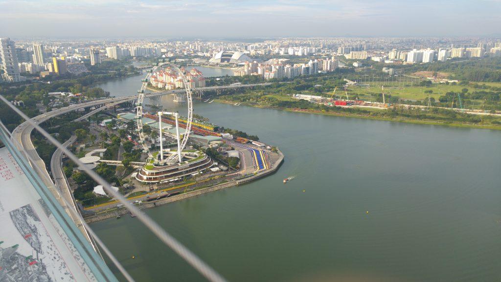 Singapore Flyer Singapur