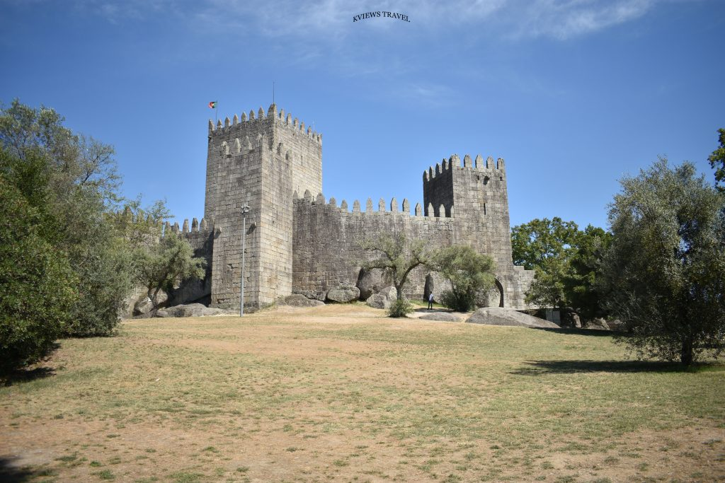 que ver en Guimaraes Castillo