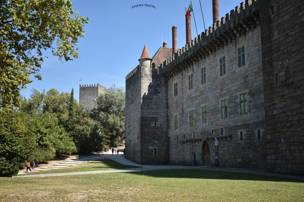 que ver en Guimaraes Palacio Duques Braganza