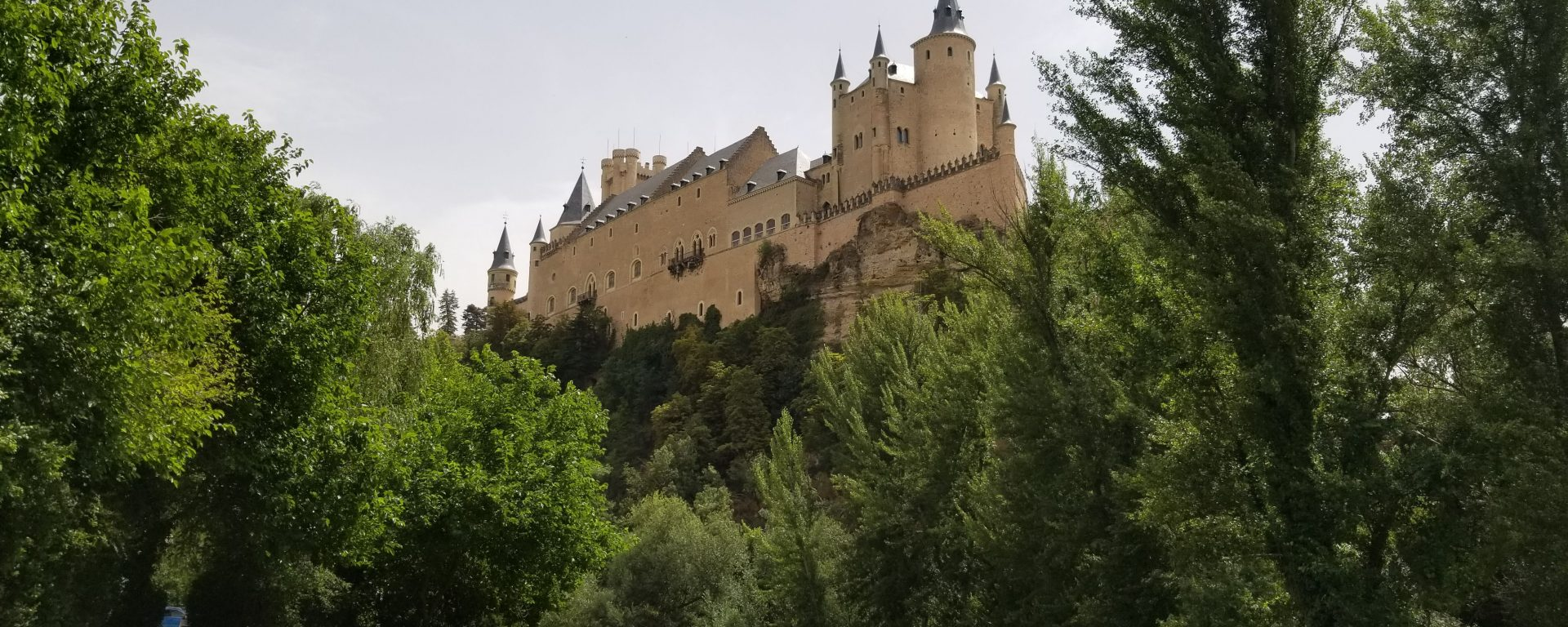Que ver en Segovia Alcazar