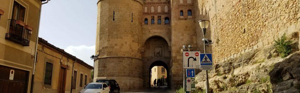 que ver en Segovia Puerta de San Andrés
