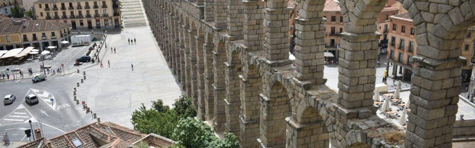 que ver en Segovia Acueducto