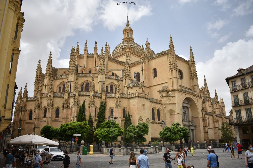 que ver en Segovia Catedral