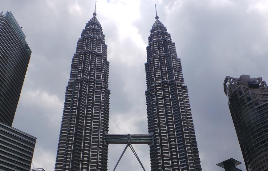 Excursión a Kuala Lumpur Torres Petronas